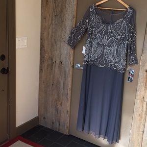 Formal gown beautiful  Nordstrom 20w NMOT
